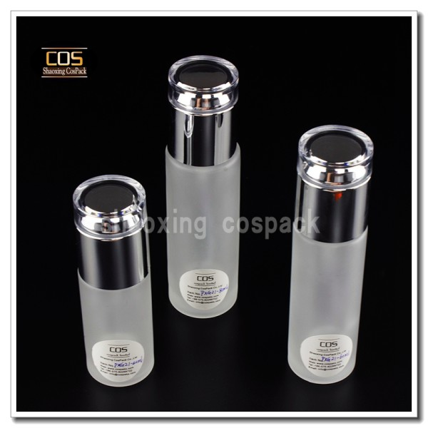 glass pump spray bottles