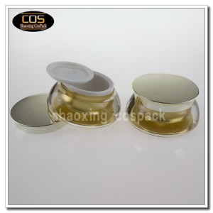 online plastic golden containers