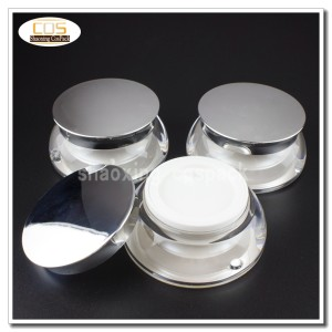 acrylic cream containers wholesale