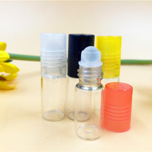 glass roll on bottles best price